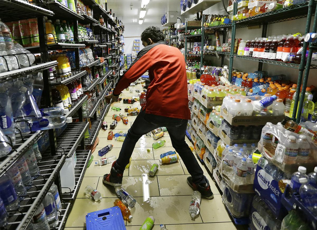 Что делать, если вы случайно разбили товар в магазине
