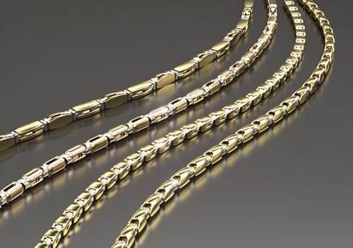 золотые цепочки в ломбарде